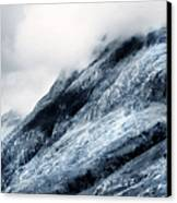 Wuthering Heights. Glencoe. Scotland Canvas Print by Jenny Rainbow