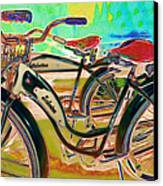Yesterday It Seemed Life Was So Wonderful 5d25760 M168 Canvas Print by Wingsdomain Art and Photography