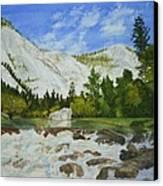 Yosemite Park Canvas Print