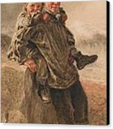 Young Salts Canvas Print by William Henry Hunt