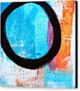 Zen Abstract #32 Canvas Print