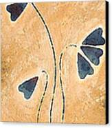 Zen Splendor - Dragonfly Art By Sharon Cummings. Canvas Print by Sharon Cummings