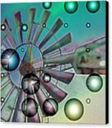 Zephyrus - Aloft Canvas Print