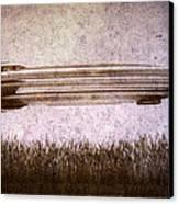 Zeppelin  Canvas Print by Bob Orsillo