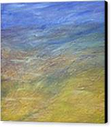 Free Spirit Canvas Print by Peter Edward Green