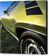 1971 Plymouth Gtx Canvas Print by Gordon Dean II