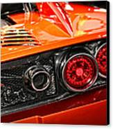 2012 Falcon Motor Sports F7 Series 1  Canvas Print by Gordon Dean II