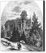 Albert Bierstadt (1830-1902) Canvas Print by Granger