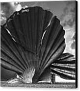 Aldeburgh Scallop Canvas Print
