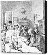 Balzac: Le P�re Goriot Canvas Print