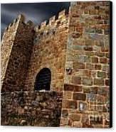 Belver Castle Canvas Print