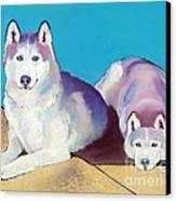 Best Buddies Canvas Print
