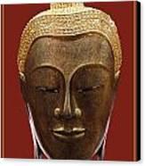 Buddha's Pleasure Canvas Print by Allan Rufus