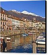 Cannobio - Italy Canvas Print
