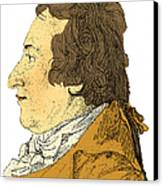 Claude-louis Berthollet, French Chemist Canvas Print