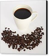 Coffee Canvas Print by Photo Researchers, Inc.