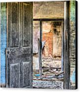 Come On In Canvas Print by JC Findley