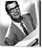 Dave Brubeck, 1950s Canvas Print