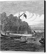 David Livingstone (1813-1873) Canvas Print by Granger