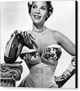 Dinah Shore, Ca. Early 1950s Canvas Print by Everett