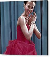 Dorothy Dandridge, 1954 Canvas Print by Everett