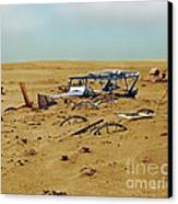 Dust Bowl Canvas Print by Omikron