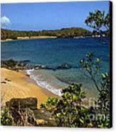 El Convento Beach Canvas Print by Thomas R Fletcher
