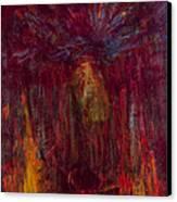 Eli Eli Lema Sabachthani Canvas Print by Jonathan E Raddatz