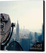 Empire State Building Nyc Canvas Print