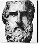 Euripides Canvas Print