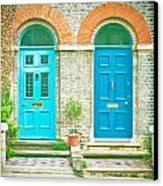Front Doors Canvas Print