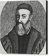 Gabriele Falloppio, Italian Anatomist Canvas Print by Science Source