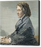 Harriet Beecher Stowe Canvas Print