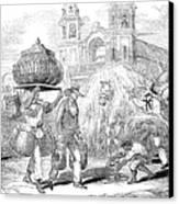 Havana, Cuba, 1853 Canvas Print by Granger