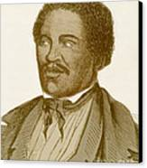 Henry Box Brown, African-american Canvas Print by Photo Researchers