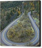 Historic Columbia River Highway Canvas Print