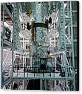 Hubble Space Telescope Canvas Print by NASA/Science Source