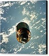 Intelsat Vi, A Communication Satellite Canvas Print by Everett