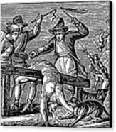 Ireland: Cruelties, C1600 Canvas Print