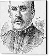 Leonard Wood (1860-1927) Canvas Print by Granger