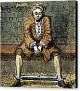 London: Debtors Prison Canvas Print