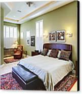 Master Bedroom Canvas Print