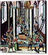 Netherlands: Calvinism Canvas Print