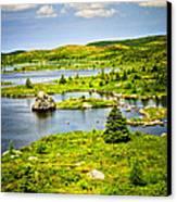 Newfoundland Landscape Canvas Print