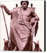 Odin, Norse God Canvas Print