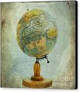 Old Globe Canvas Print