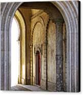 Palace Arch Canvas Print