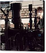 Quantum Entanglement Equipment Canvas Print