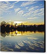 Reflections Canvas Print by Brian Wallace