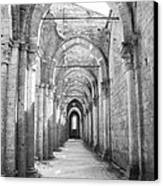San Galgano Abbey Canvas Print